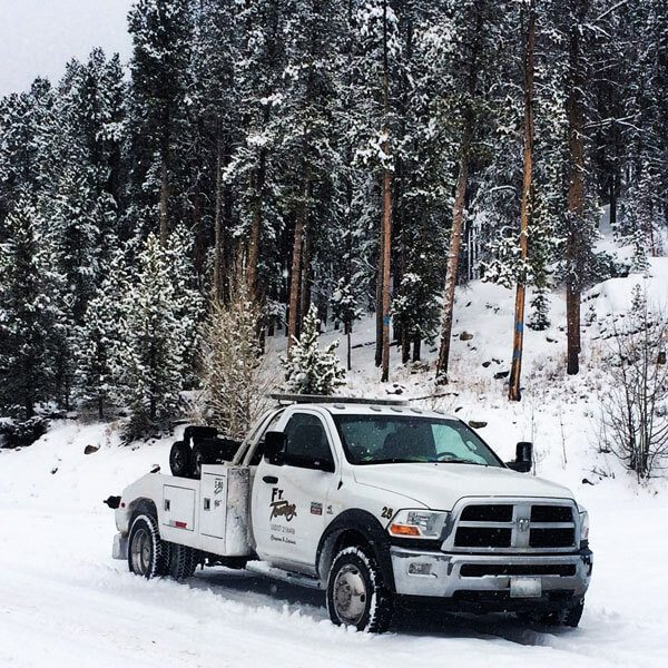 Towing Wyoming