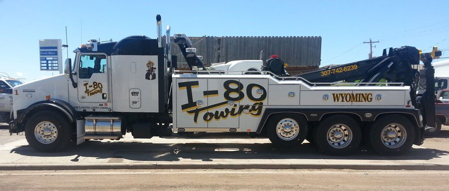 Wyoming Towing Services