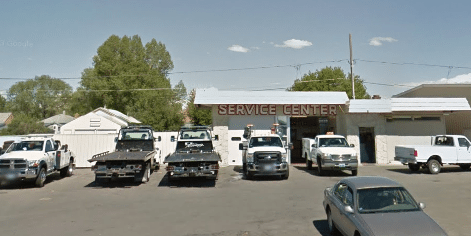 I-80 Towing Service Office